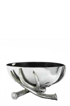 Arthur Court Designs Large Antler Bowl - Alternate List Image