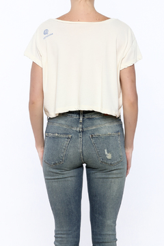 Shoptiques Product: In Flight Cropped Tee