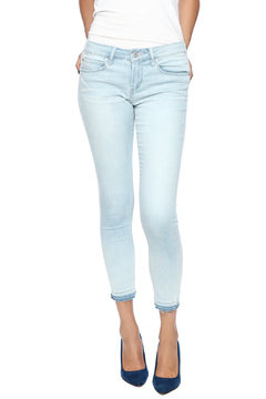 Shoptiques Product: Carly Crop Skinny Jeans