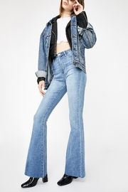 Articles of Society Bridgette Haven Flare - Back cropped