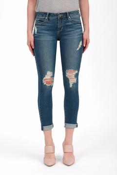 Articles of Society Calypso Karen Crop Jeans - Product List Image