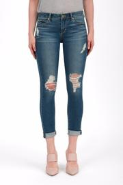 Articles of Society Calypso Karen Crop Jeans - Product Mini Image