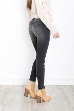 Articles of Society Gray Distressed Jeans - Alternate List Image