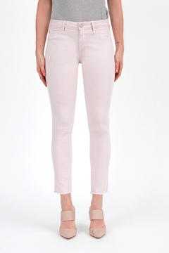 Articles of Society Carly Raw Hem Jean - Product List Image