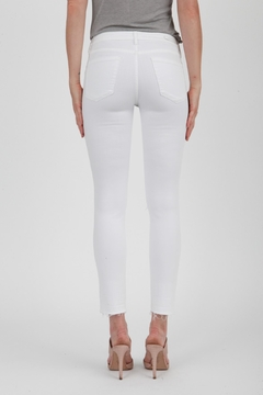 Articles of Society Carly Ripped Skinny Jeans - Alternate List Image