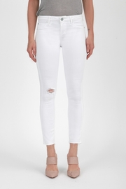 Articles of Society Carly Ripped Skinny Jeans - Product Mini Image