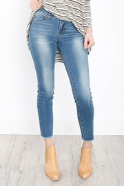 Articles of Society Carly Skinny Crop Jeans - Product Mini Image