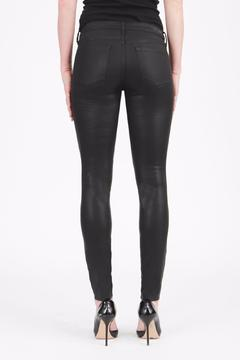Articles of Society Coated Black Jeans - Alternate List Image