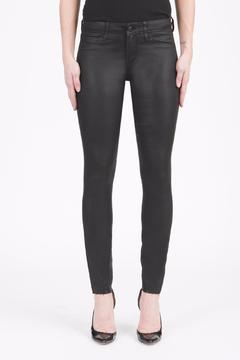 Shoptiques Product: Coated Black Jeans