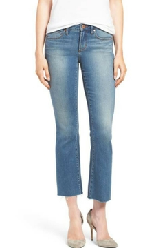 Shoptiques Product: Cropped Flare Jeans