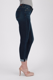 Articles of Society Cuffed Skinny Jeans - Front full body