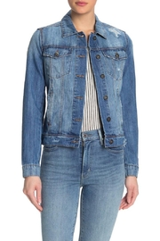 Articles of Society Distressed Denim Jacket - Product Mini Image