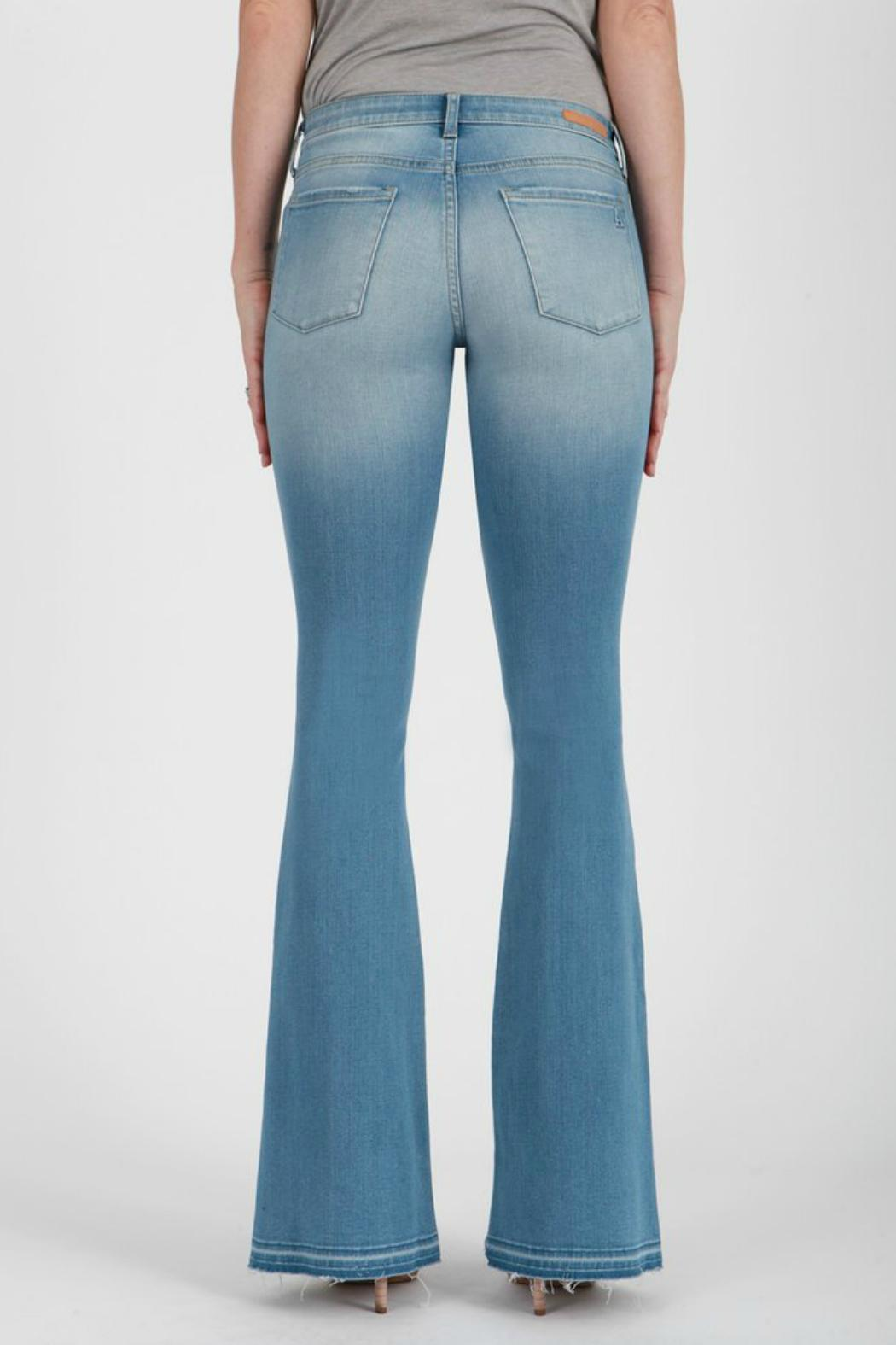 Articles of Society Flared Jeans - Side Cropped Image