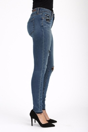 Articles of Society Mead Distressed Jeans - Front full body