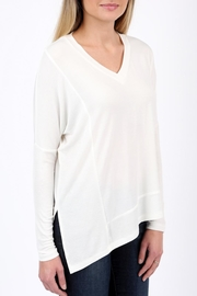 Articles of Society Ribbed Detail Top - Front full body