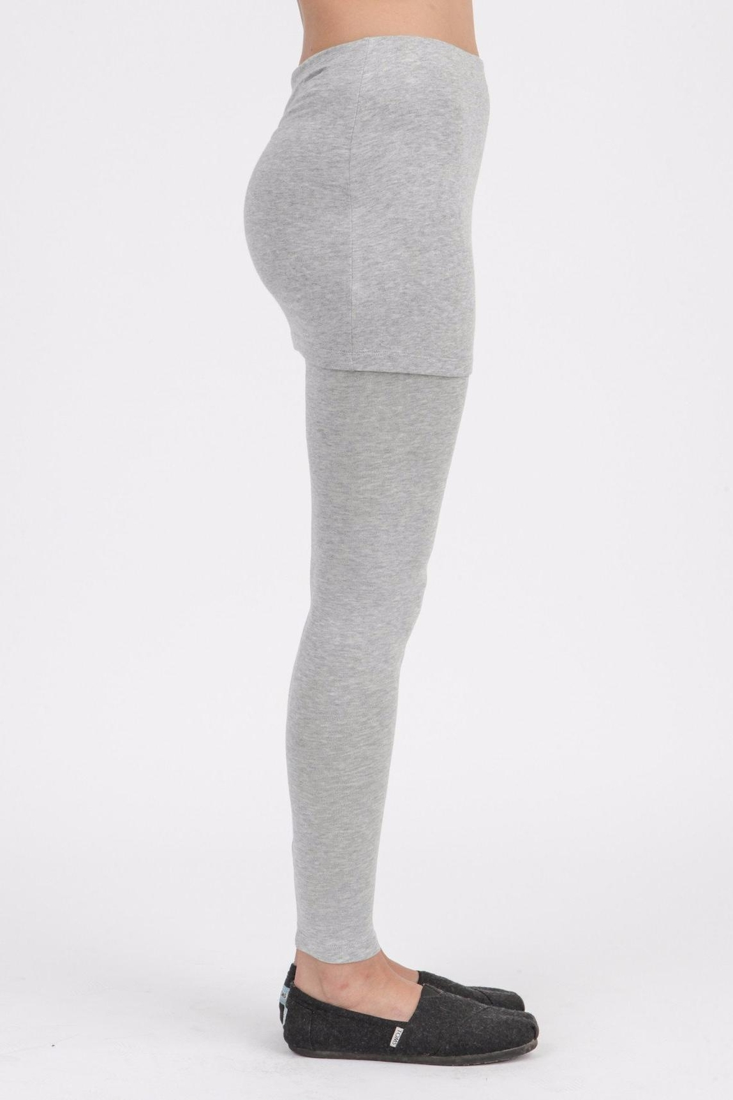 Articles of Society Susy Skirted Legging - Side Cropped Image