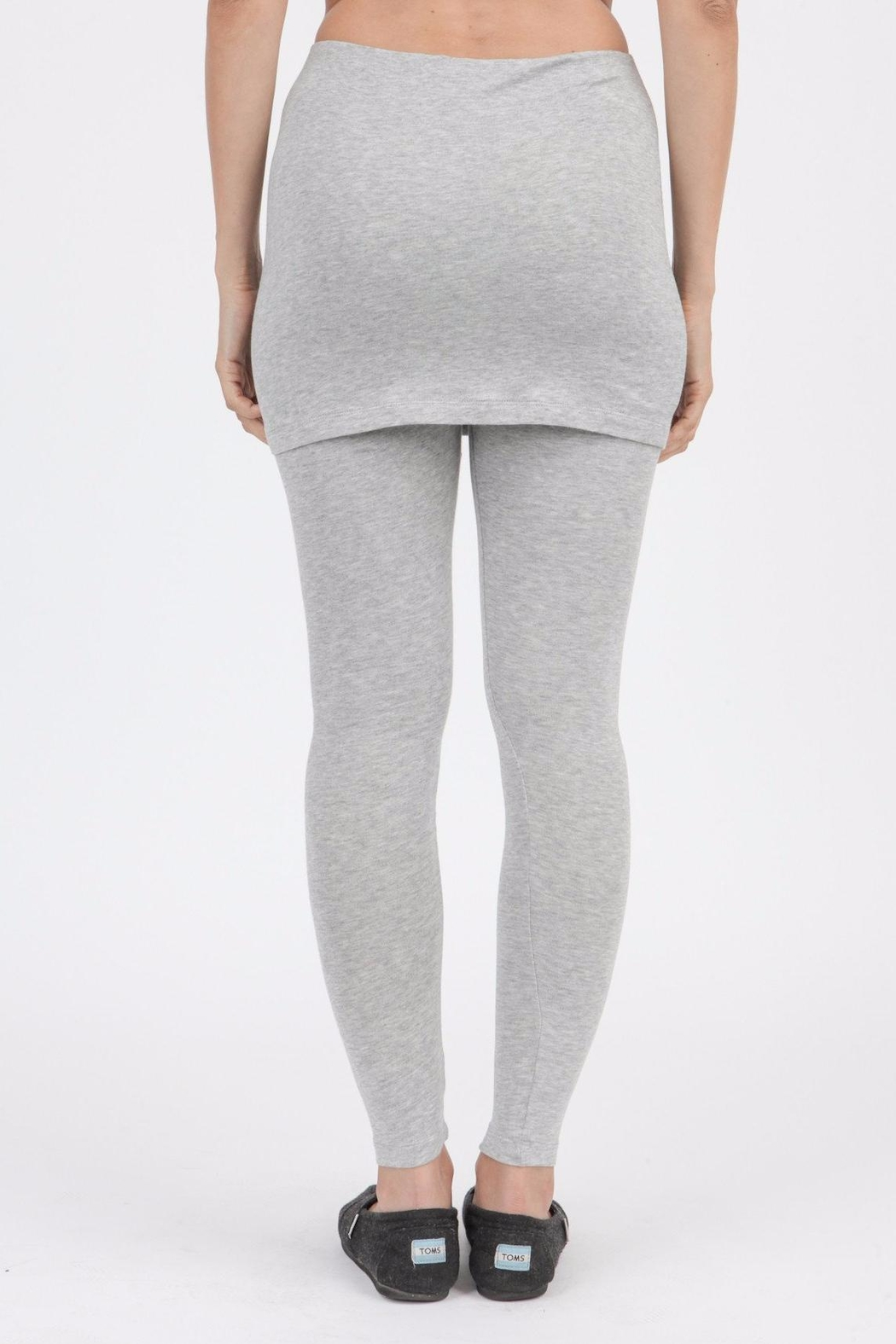 Articles of Society Susy Skirted Legging - Front Full Image