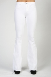 Articles of Society White Flare Jeans - Product Mini Image