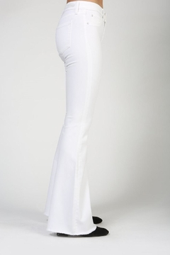 Articles of Society White Flare Jeans - Alternate List Image