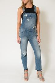 Articles of Society Woodstock Boyfriend Overalls - Product Mini Image