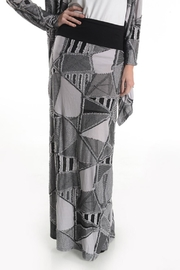 T Party Artist Pattern Maxi - Product Mini Image