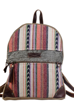 Myra bag  Artisy Boho Backback - Product List Image