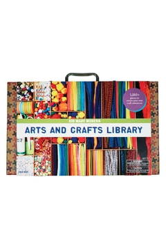Shoptiques Product: Arts & Crafts Library