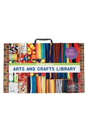 Kid Made Modern Arts & Crafts Library - Front cropped
