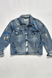 One Teaspoon Artsie Denim Jacket - Product Mini Image