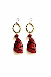 Love's Hangover Creations Artsy Earrings - Product Mini Image