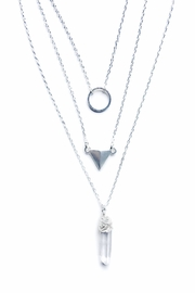 Artwear Designs  Layered Necklaces Set - Front cropped