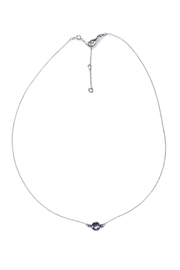 Artwear Designs  Layering Essential Swarovski Necklace - Front full body