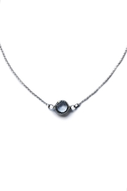 Artwear Designs  Layering Essential Swarovski Necklace - Front cropped