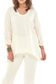 Oh My Gauze Arty Bone Tunic - Product Mini Image