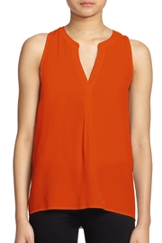 Joie Aruna Spicy-Orange Top - Product Mini Image