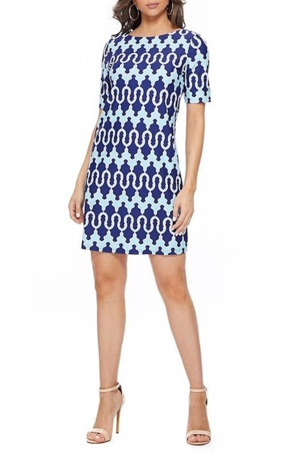Aryeh Celeste Dress - Side Cropped Image