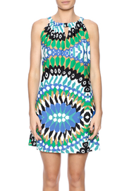 Aryeh Contemporary Print Dress - Side cropped
