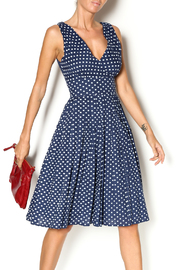 Aryeh Dottie Dress - Product Mini Image