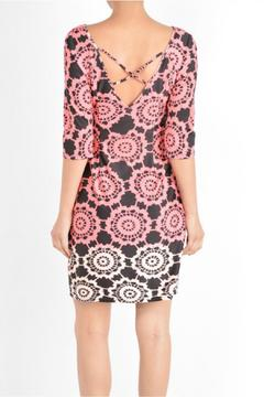 Shoptiques Product: Elbowsleeve Shift Dress