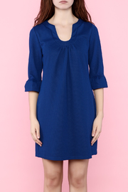 Aryeh Three-Quarter Sleeve Dress - Side cropped