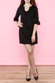 Aryeh Three-Quarter Sleeve Dress - Front full body