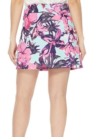 Aryeh Floral Print Skort - Front full body