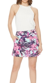 Aryeh Floral Print Skort - Front cropped
