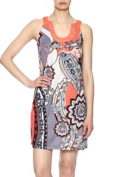 Aryeh Floral Sleeveless Sheath - Product List Image