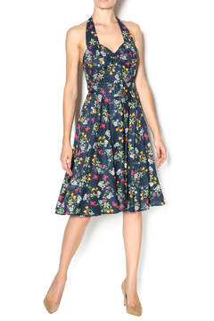 Shoptiques Product: Frogs And Butterflies Dress