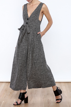 Aryeh Belted Jumpsuit - Product List Image