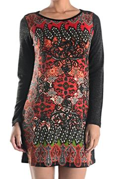 Aryeh Morocan Pattern Dress - Product List Image