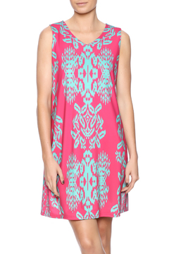 Aryeh Pretty In Pink Dress - Product List Image