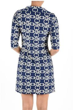 Shoptiques Product: Printed Mini Shiftdress
