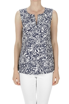 Aryeh Sleeveless Printed Top - Product List Image